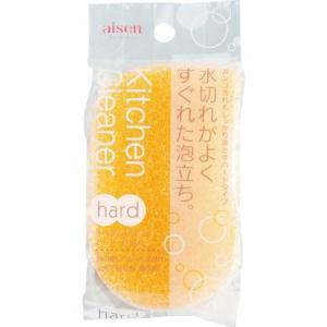 キッチンクリーナー ハード オレンジ KF101 アイセン|n-kitchen