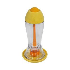 ヘルシー 醤油 ディスペンサー オレンジ 調味料入れ Kai House Select DH-7281 貝印(KAI)|n-kitchen