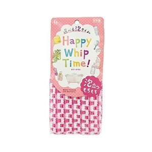 Happy Whip Time! 泡立ツモチモチタオル 東和産業|n-kitchen