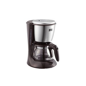 Melitta(メリタ) コーヒーメーカー ES(エズ) ダークブラウン SKG-56-T|n-kitchen