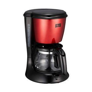 Melitta アロマツイスト コーヒーメーカー ルビーレッド 5杯用 SCG58-5-R メリタ|n-kitchen