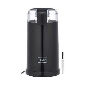 Melitta(メリタ) 電動 コーヒーミル ブラック ECG62-1B|n-kitchen