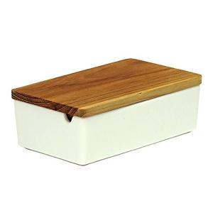 LOLO ロロ SHIKIKA 木蓋バターケース200 32401|n-kitchen