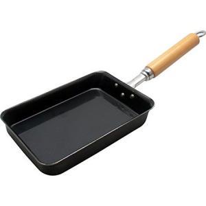 卵焼キ器 12×17cm IH対応 鉄 GR-9746 和平フレイズ|n-kitchen