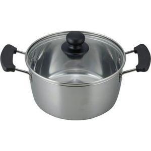 レシード IH対応 両手鍋 20cm RR-6889 和平フレイズ n-kitchen