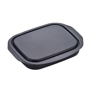 グリルパン ランチーニ 角型 17×22cm 蓋付 RA-9505 和平フレイズ|n-kitchen