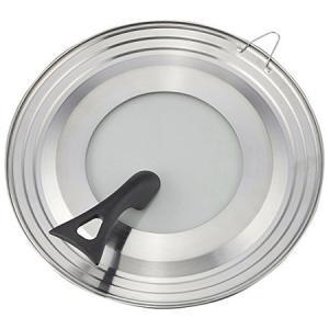 ステンレス兼用カバー 24・26・28cm リーンズ LR-8096 和平フレイズ n-kitchen