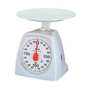 タニタ(TANITA) アナログクッキングスケール 1kg ホワイト 1439-WH-1KG|n-kitchen