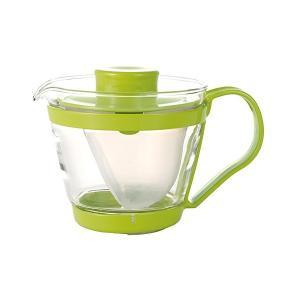 iwaki(イワキ) レンジのポット・茶器 グリーン 400mL K863-G|n-kitchen