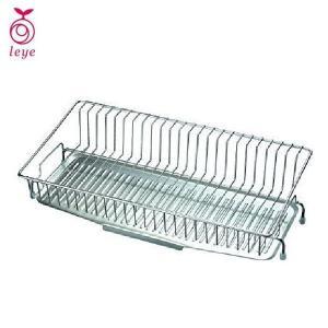レイエ(leye) 幅18cmに置ける水切りカゴ LS1542 オークス|n-kitchen