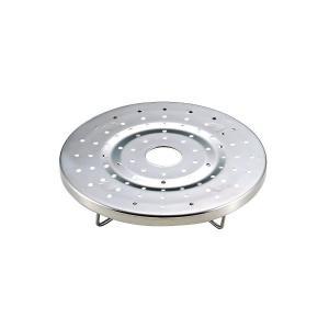 だんらん ステンレス製 鍋用 蒸し目皿 16・18cm 兼用 H-4241 パール金属|n-kitchen