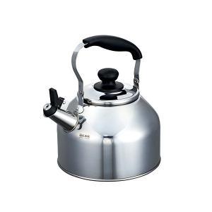 笛吹き 広口 ケトル 3.7L IH対応 ステンレス デイトナプラス HB-7352 パール金属 n-kitchen