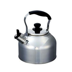 笛吹き 広口 ケトル 5.0L IH対応 ステンレス デイトナプラス HB-7353 パール金属 n-kitchen