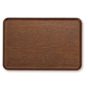 NH home 長角トレー 36cm ライトブラウン 44-78836-3 正和 トレイ お盆 ウッド調|n-kitchen