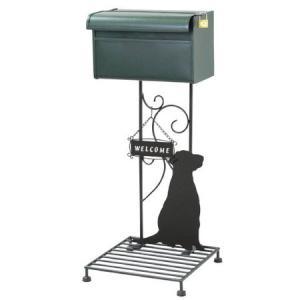シルエットポスト ドッグ wait SI-1500-2300|n-kitchen