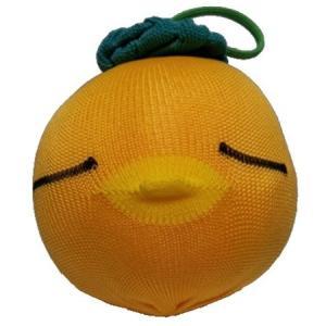 アカパックン お風呂用 オレンジ 浴槽の湯垢に 湯垢を吸着 恵川商事|n-kitchen