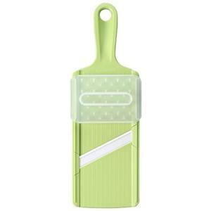 セラミックスライサー (安全器付) グリーン CSN-10GR 京セラ|n-kitchen