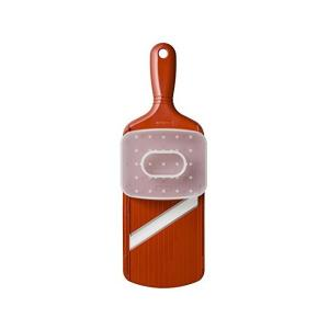 京セラ セラミック可変式スライサー (プロテクター付き) レッド CSZ-182RD|n-kitchen