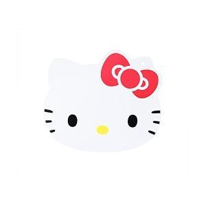 京セラ 京セラ ハローキティー まな板 ホワイト PCC-KT15-WH|n-kitchen