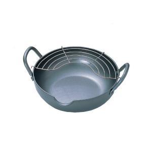 極天 極厚揚げ鍋 22cm GT-22W エポラス|n-kitchen