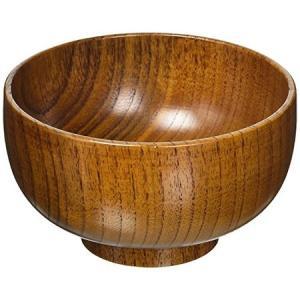 木製汁椀 布袋 イシダ n-kitchen