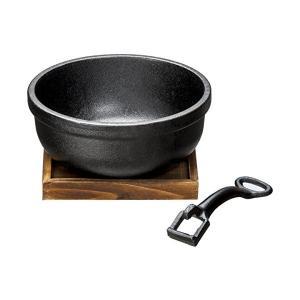 鉄鋳物製ビビンバ鍋18cm 3977 イシガキ産業|n-kitchen