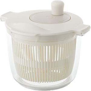 リベラリスタ(LIBERALISTA) サラダスピナー ホワイト(白) 2.3L E526120H リス n-kitchen