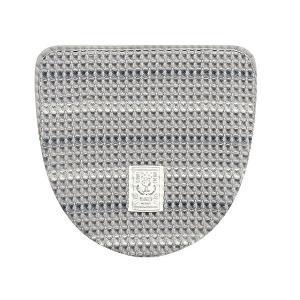 スヌーピー ソフトモノトーン 洗浄便座用ふたカバー グレー 60828 センコー n-kitchen