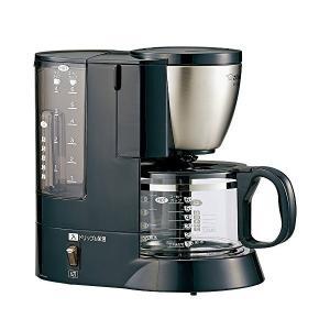 象印(ZOJIRUSHI) コーヒーメーカー ステンレスブラック EC-AS60-XB|n-kitchen