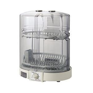 象印(ZOJIRUSHI) 食器乾燥機 縦型 80cmロング排水ホースつき EY-KB50-HA n-kitchen