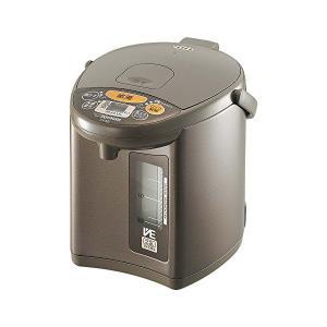 象印(ZOJIRUSHI) 電気ポット 2.2L VE電気まほうびん ブラウン CV-EB22-TA n-kitchen