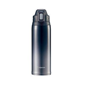 象印(ZOJIRUSHI) 水筒 直飲み スポーツタイプ ステンレスクールボトル 1.03L グラデーションブラック SD-ES10-BZ n-kitchen