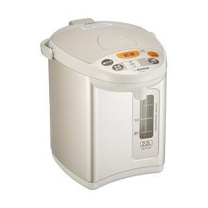 象印(ZOJIRUSHI) 電動ポット 2.2L グレー CD-WY22-HA n-kitchen