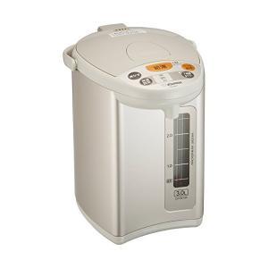 象印(ZOJIRUSHI) 電動ポット 3.0L グレー CD-WY30-HA n-kitchen