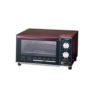 象印(ZOJIRUSHI) オーブントースター 温度調節機能付き ボルドー ET-GT30-VD n-kitchen