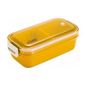 お弁当箱1段500mL Cランタス イエロー 3635 SA-500 アスベル n-kitchen