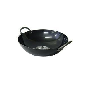 プロスタッフ 共柄 純鉄中華鍋 42cm ND-2084|n-kitchen