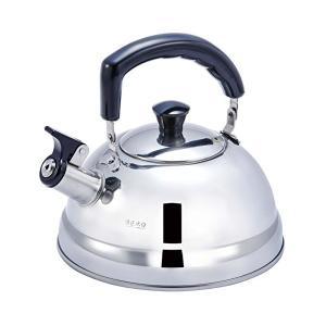 トルナード ステンレス 早沸き笛吹きケトル 1.9L ND-6101 n-kitchen