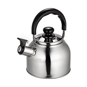 エテルノ ステンレス製 笛吹きケトル 1.7L ND-5461 ベストコ n-kitchen