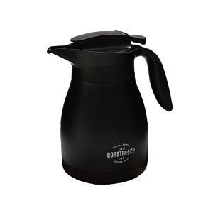 ステンレスポット バキュームジャグ 1L coffee ブラック ND-8671 ベストコ|n-kitchen