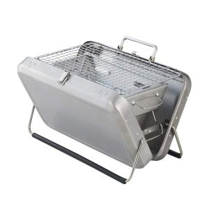 ポータブルステンレスグリル(1-2人用) ND-6111|n-kitchen