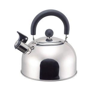 ベストコ やかん ステンレス 2.3L ネオピークス 笛吹きケトル IH対応 ND-4211 パール金属|n-kitchen