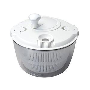 野菜 水切り 器 たっぷり 水切り サラダ スピナー マイティ C-66 パール金属|n-kitchen