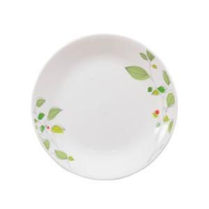コレール プレート 皿 外径21.5cm 割れにくい 軽量 グリーンブリーズ 中皿 J108-GB CP-9279 n-kitchen