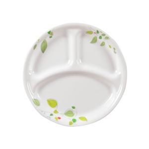 コレール プレート 皿 外径26cm 割れにくい 軽量 グリーンブリーズ ランチ皿(大) J310-GB CP-9281|n-kitchen