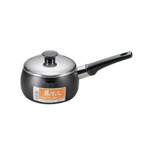 揚げっこ フタ付 片手 天ぷら鍋 16cm 日本製 H-1215 パール金属|n-kitchen