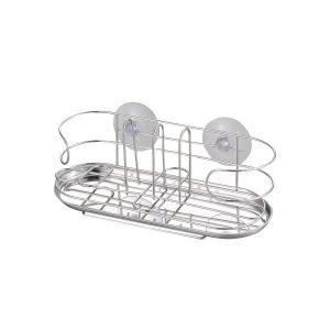 エスタジオ 洗剤・スポンジラック ステンレストレースライド式 H-6138 パール金属 n-kitchen