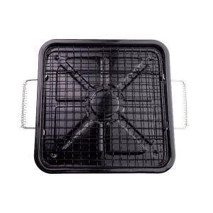 角型 もち焼 焼き工房 IH対応 H-8579 パール金属|n-kitchen