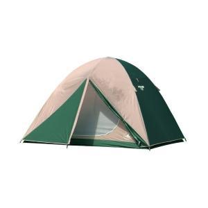 キャプテンスタッグ(CAPTAIN STAG) キャンプ用 ドーム テント キャリーバッグ付 CS 270UV 5-6人用 M-3132|n-kitchen