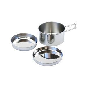 キャプテンスタッグ(CAPTAIN STAG) バーベキュー用 食器3点セット M-7540|n-kitchen